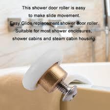 Replacement Shower Door Wheels Aliexpress Buy 1pcs Pack Shower Door Rollers Runners Wheels