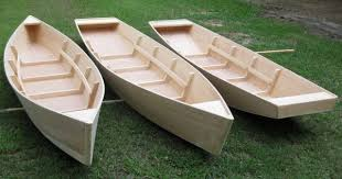 although mike branton builds his own jo boats as a hobby the true