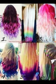 different hair designs of hair dye for different designs fashionhugs