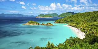 United States Virgin Islands Map by 10 Cheapest Flights From New York To The Caribbean Huffpost