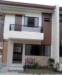 Modern duplex house design philippines House and home design