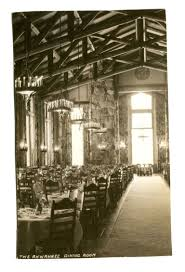 Ahwahnee Dining Room Menu An Homage To The Ahwahnee Hotel 1927 U20132016