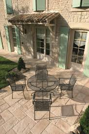 amenagement terrasse paris aménagement d u0027une terrasse avec des dalles couleur sable pour un