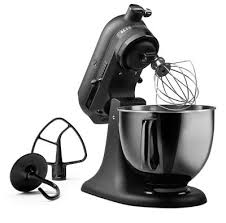 black tie stand mixer ksm180lebk in imperial black by kitchenaid in hopkinsville ky