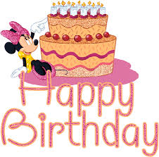 gif paradise mickey minnie and friends buon compleanno gif