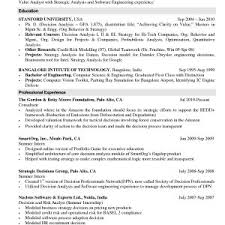 resume format for freshers engineers cse federal credit resume master s degree computer science fresh recent science