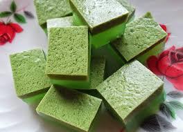 membuat puding kacang hijau segarnya puding pandan kacang merah tribunnews com