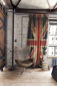 home pub decor bachelor u0027s loft in moscow features modern vintage charm