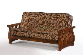 nightfall futon night and day nightfall wood futon beds xiorex