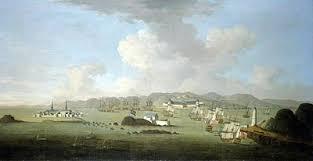 siege en siege of louisbourg 1745