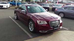 chrysler 300c 2017 interior new 2017 chrysler 300 300c platinum sedan in pearl city pc1477