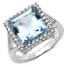 jewelry topaz rings images Blue topaz ring natural gemstone sterling silver jewelry evince jewels jpg