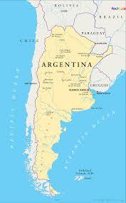 Latin America Physical Map Travel Inspiration Argentina Pique Travel Design