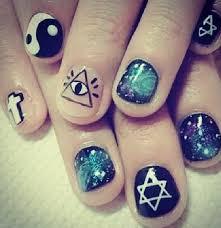 37 best coachella nails images on pinterest coachella nailart