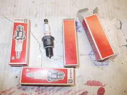 candele spark 4 x candele peugeot 404 xc6 xc7 sev marchal originali engine spark