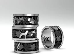 Duck Band Wedding Rings by Coon Hunters Ring By Duck Band Brand Jewelry Pinterest