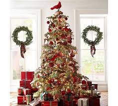 Winnie The Pooh Christmas Tree Decorations Cardinal Bird Tree Topper Pottery Barn