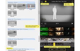 imovie app for ios review video editing app laptop magazine