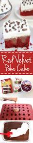red velvet poke cake recipe red velvet poke cake poke cakes