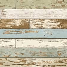 wall covering that mimics wood adorn the abode u0027s walls wood