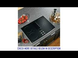 36 Inch Downdraft Electric Cooktop Ge Pp989snss Profile 30 Stainless Steel Electric Smoothtop Cooktop