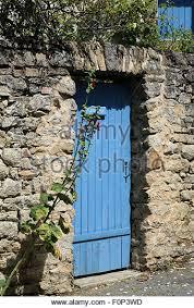 Blue Barns Hardingstone Door In Stone Wall Stock Photos U0026 Door In Stone Wall Stock Images