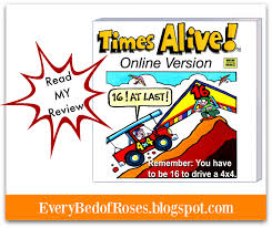 times tables the fun way online every bed of roses times alive review