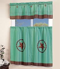 window western curtains amazon com