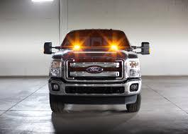 strobe light installation truck 2016 ford super duty trucks offer factory installed strobe lights