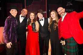 t junction wedding band the scottish vows awards 2017 the winners photos scottish