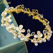handmade tiaras aliexpress buy unique wedding tiaras and crowns handmade