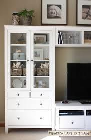 Wohnzimmerschrank Umbauen Ideen Hemnes Wohnzimmerserie Ikea Und Brillante Wohnwand Ikea