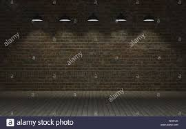 3d render of an exposed brick wall stock photo royalty free image