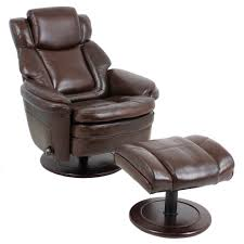 Recliners With Ottoman by Barcalounger Eclipse Ii Recliner Chair And Ottoman Leather