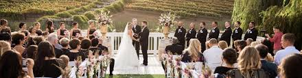 california weddings hollister hill wedding venues leal vineyards