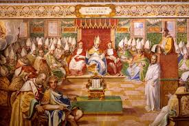 Council Of Chalcedon 451 Ad Council Of Nicaea