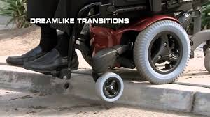 Power Chair With Tracks New Quickie Qm710 Spider Trac At Active Mobility Center Youtube