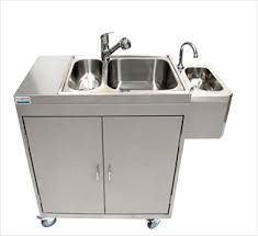 Selfcontained Sinks For Food Trucks And Vans - Mobile kitchen sink