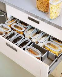 kitchen drawer organizer ideas the latest modern layouts for kitchen cabinet sizes and island