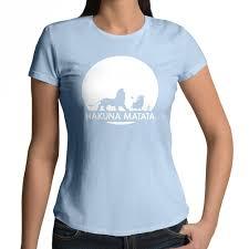 Disney Halloween Tee Shirts by Disney Lion King Hakuna Matata Juniors Womens Soft Cotton Crew