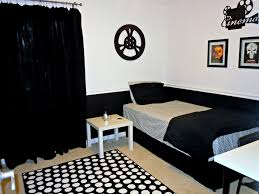 Black White Themed Bedroom Ideas Creating A Teens Black U0026 White Movie Themed Bedroom