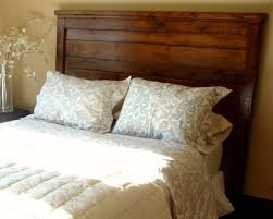 How To Build A Reclaimed by Bedroom Fancy How To Build A Rustic Wood Headboard How Tos