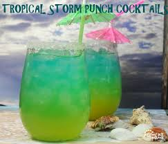 Punch Our Favorite Martini Recipes Tropical Punch Cocktail Juggling Act