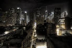 New York City Minecraft Map by File New York City At Night Hdr Edit1 Jpg Wikimedia Commons