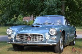 classic maserati for sale 1962 maserati 3500 gti sebring related infomation specifications