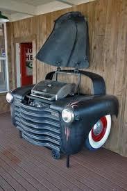 Diy Car Decor Furniture Made Of Car Parts Buscar Con Google U2026 Pinteres U2026