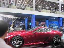 lexus lf lc blue lexus lf lc concept will reach production in 2016 北京国际汽车