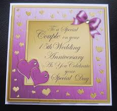 Anniversary Card For Wife Message Personalized Happy Wedding Anniversary Invitation Cards And