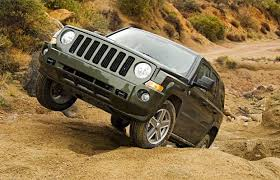 2008 jeep patriot sport 4x4 suv review 2008 jeep patriot limited 4x4 driving