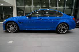 2018 m3 pricing guide and rare enzian blue bmw m3 individual is gorgeous but costs more than